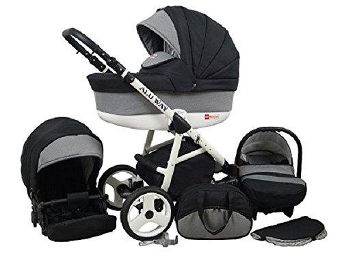 poussette-baby-lux-way-karbons-aluminium-3-en-1-kit-de-baignoire-buggy-coque-bebe-manchon
