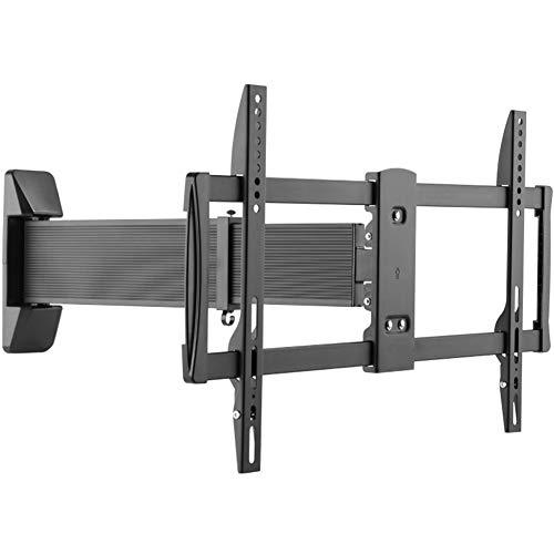 Wall TV Bracket, Tilt Swivel Universal LED-LCD-Fernseher Mount Flexible Adjustable Extenable Arm Mounting 37