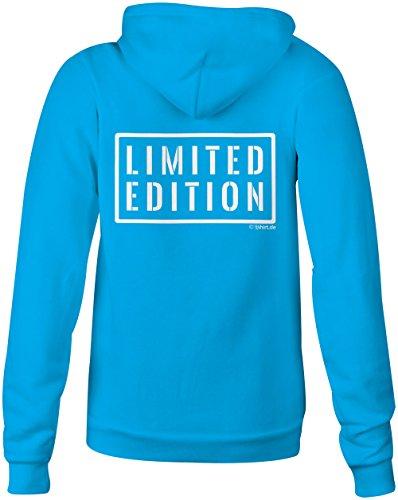 Limited Edition ★ Confortable veste pour femmes ★ imprimé de haute qualité et slogan amusant ★ Le cadeau parfait en toute occasion hellblau