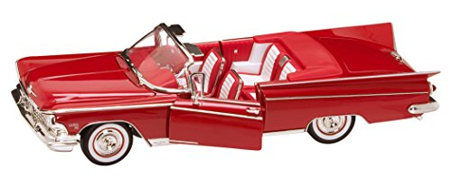 Lucky Druckguss 92598rd 1: 181959Buick Electra 225Modell Fahrzeug, rot
