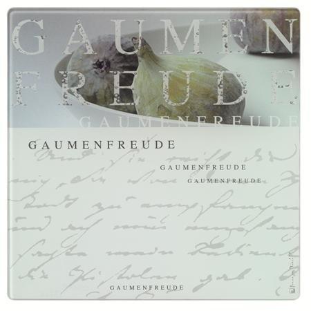 Räder poésie et table avec plateau en verre-petit gourmet gaumenfreude