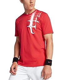 T Shirt Nike Roger Federer RF rojo Otoño 2017–S