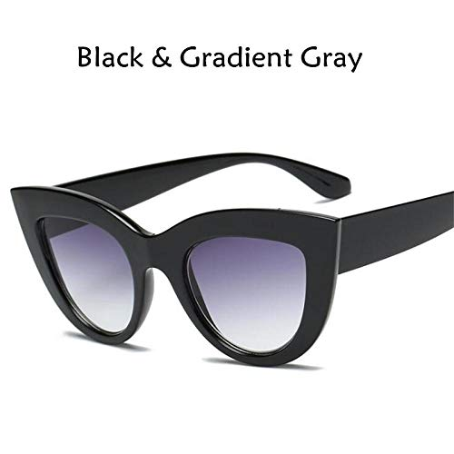 xrglz Sonnenbrille für Herren und Damen, 100% UV-Schutz, Adoublegray