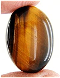 COLLOSSA GEMS GALLERY 5 Ratti Top Quality Tiger Eye Gemstone By Lab Certified