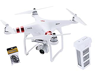 Original DJI Phantom 3 Standard Version FPV Live Übertragung RC Quadrocopter mit 2.7K HD Kamera Auto Hover / Live GPS / Auto Heimkehr / Failsafe RTF Drohne+Extra Original Akku (B016M75PQ8) | Amazon price tracker / tracking, Amazon price history charts, Amazon price watches, Amazon price drop alerts