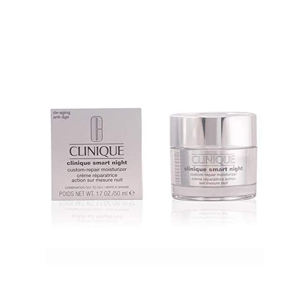 Clinique Smart Night – Crema antiarrugas, 50 ml
