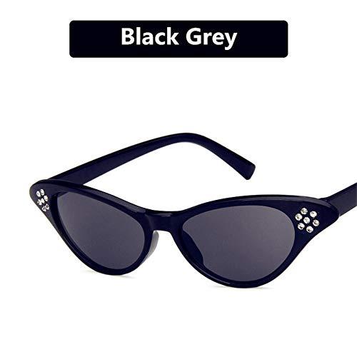 MOJINGYAN Sonnenbrille Cat Eye Sonnenbrille Frauen objektiv Männer Vintage geformte Sun Glas weiblichen Brillen Spiegel Sonnenbrille schwarzer Rand Sonnenbrille