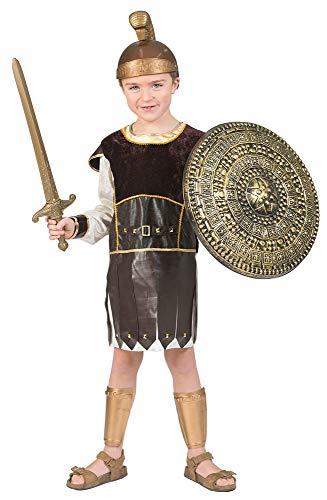 Das Kostümland Römer Gladiator Tunika für Jungen Gr. ()