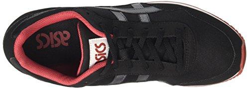Asics Curreo, Zapatos De Gimnasia Para Hombre Negro (negro / Gris Oscuro)