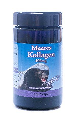 Robert Franz | Meeres-Kollagen | 150 Kapseln | 400 mg