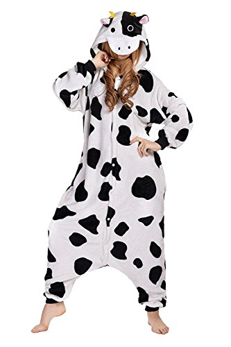 ABYED® Animali Pigiama Anime Cosplay Party Halloween Costume Tuta Costumi Sleepwear Attrezzatura Unisex