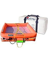 Balsa Coastal Light arimar 8plazas para navegación Entro Le 12Miglia Balsa de rescate natanti pequeñas embarcaciones