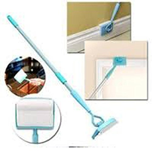HCFKJ Clean Mop Walk & Glides Dust Brush Creative (A)