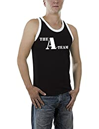 Touchlines Herren T-Shirt The A-Team Kontrast