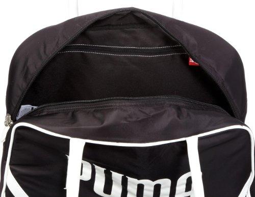 PUMA Tasche Campus Evo Grip, 44 x 31 x 20 cm (24,5l) black-star white