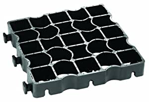 Ecoraster E 50 1m², schwarz