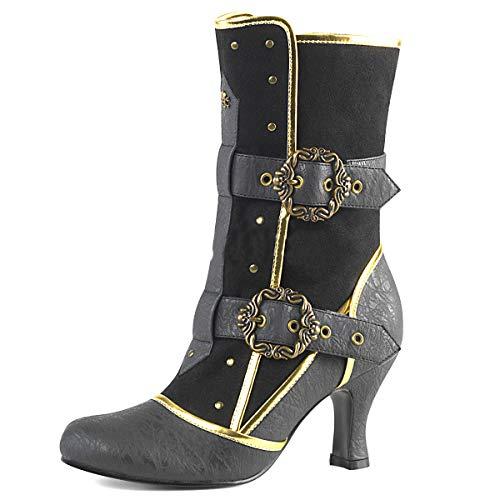 - Steampunk Stiefel Frauen