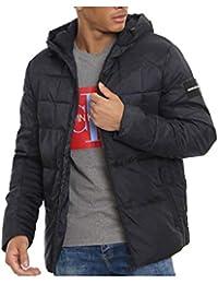 Calvin Klein abbigliamento uomo giubbino con cappuccio J30J309490 099 012fdfe6ea1