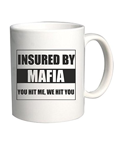 Cotton Island - Tazza 11oz OLDENG00133 insured by mafia, Taglia 11oz