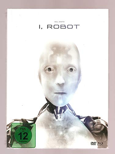 I, Robot mit Will Smith Blu-ray + DVD MEDIABOOK