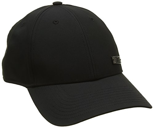 adidas S98158 Baseball-Cap, Noir/Noir/Night Metallic, one size (Running-cap Adidas)