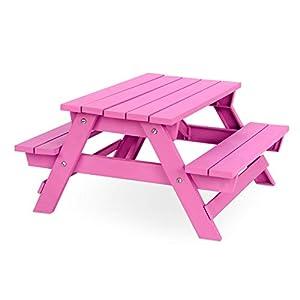 Our Generation- Mesa de pícnic para muñeca, Color (Battat BD37973Z)