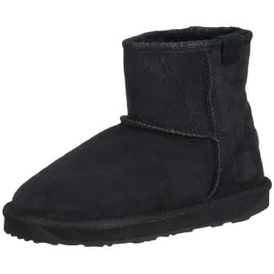 Emu Stinger Mini, Damen Bootsschuhe, Schwarz (Black), 37 EU (4 Damen UK)