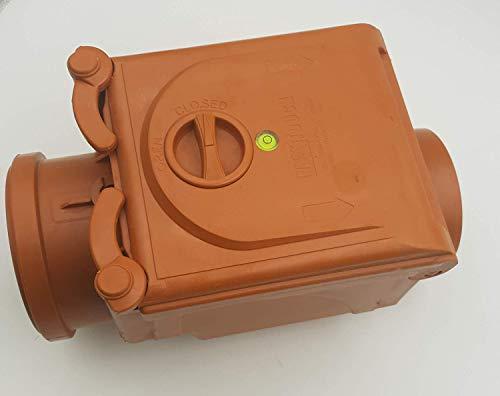 Valvola antiriflusso, Valvola antiritorno tutte le dimensioni (140 mm)
