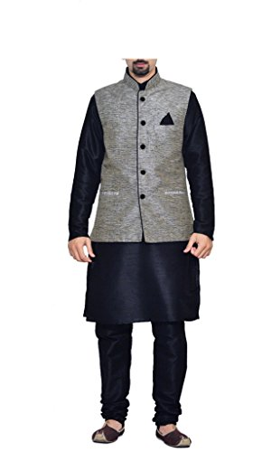 Mag Men's Nevy Blue Matching With Black Jacket (RG-2238-40)