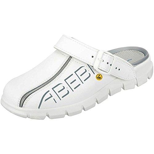 Abeba 37310-35DYNAMIC Schuhe Blitzschuh ESD, Weiß, 37310-39