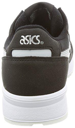 Asics Gel-lyte, Sneaker Unisexe-adulto Nero (noir / Gris Glacier)