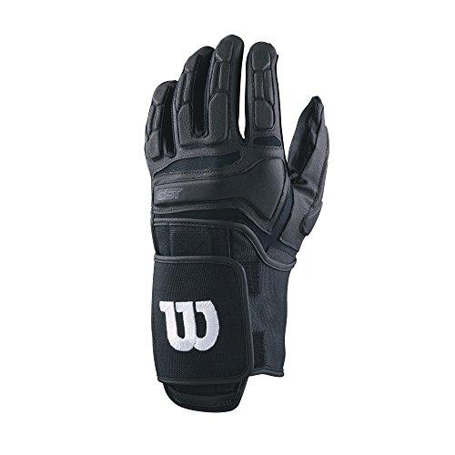 Wilson GST Trench American Football Handschuhe - schwarz Gr. XL