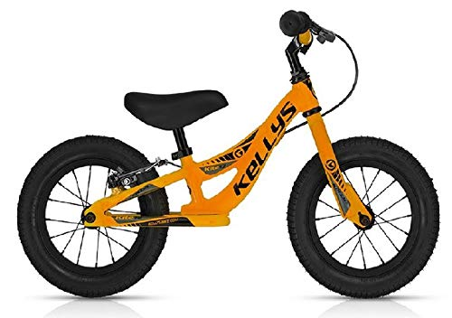 Kellys kite 12 2019 - bicicletta per bambini, arancione fluo, 12