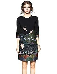 bbe954f22d14 Suchergebnis auf Amazon.de für: Flamingo - Kleider / Damen: Bekleidung