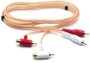 G&BL 38150F Câble 1.5 m Transparent (Import Royaume Uni)