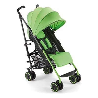 Pali Kinderwagen 4. Ein grün Carioca