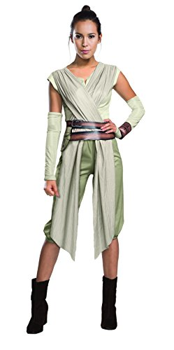 Rey Damen Kostüm (Rubies 3810668 - Rey Deluxe Erwachsenen Kostüm,)