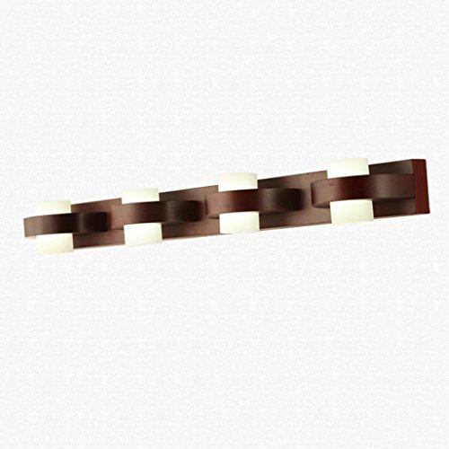 SLitteR Illuminazione bagno Moderna in legno massiccio