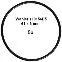 Wahler 110156d5Junta, válvula EGR Tubo