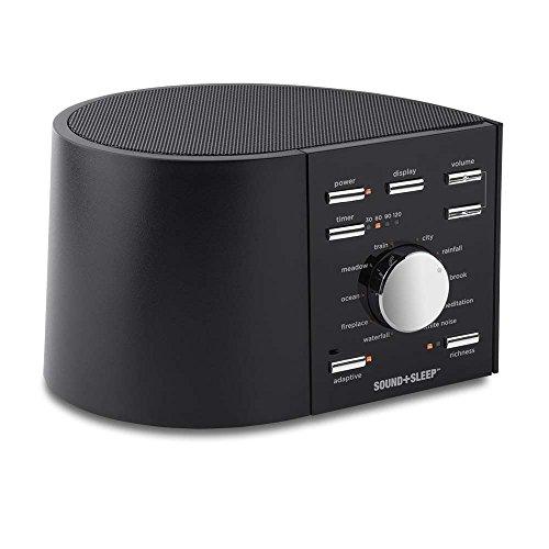 Sound+Sleep Sleep Therapy Machine - Model ASM1002...