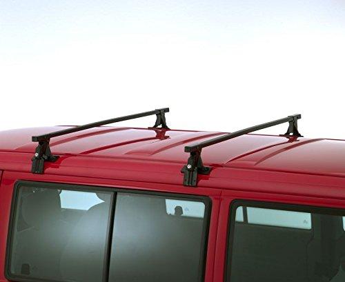 Volkswagen 701071126 Dachträger Grundträger T4 Tragstäbe Rechteck-Profil