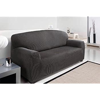 3 SEATER Easy Stretch Elastic Fabric SOFA SETTEE SLIP COVER
