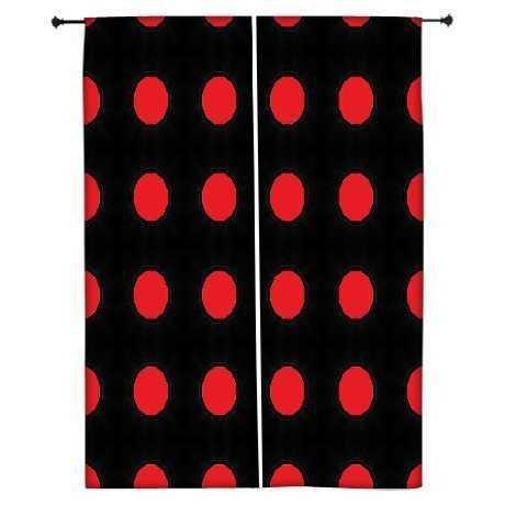 snoogg-macchie-rosse-modello-nero-poliestere-tende-oscuranti-con-pannelli-762-cm-l-x-1524-cm-l-set-d