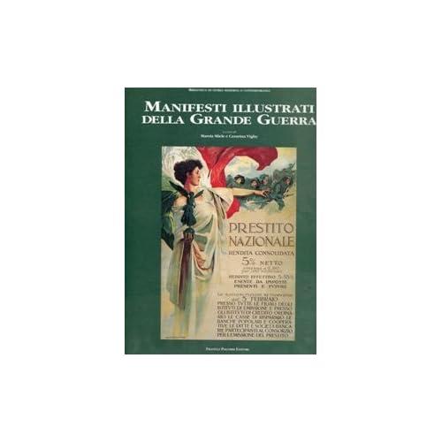 Manifesti Illustrati Della Grande Guerra