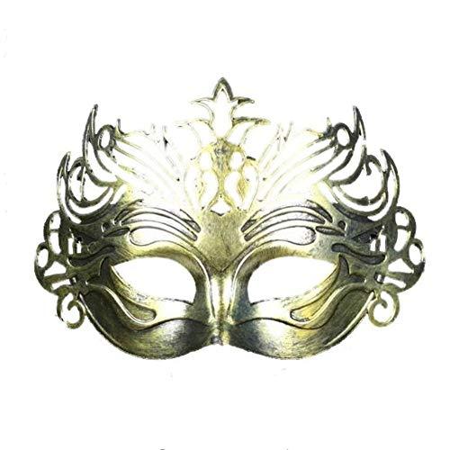 Shuangklei Antiken Römischen Gladiator Venezianischen Karneval Halloween Party Mens Maskerade Maske