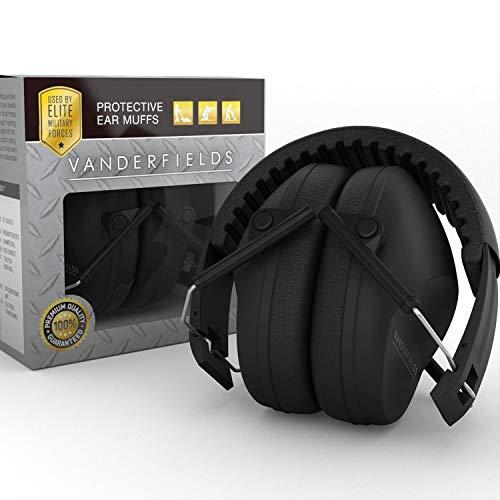 Casques Anti Bruit Protection Auditive Reduction Compact Pliable Confortable