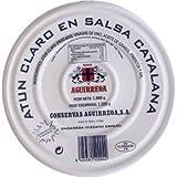 Tonno in scatola di tonno rosso Aguirreoa senza sangacho RO-1800