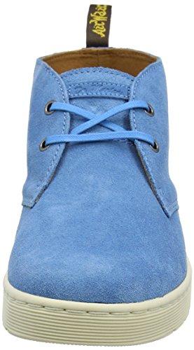 Dr. Martens Herren Cabrillo Chukka Boots Blau (Mid Blue Hi Suede Wp)