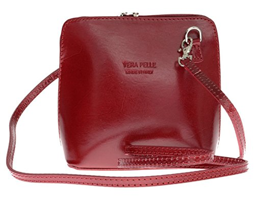BagStore - Cross-Body donna Dark Red