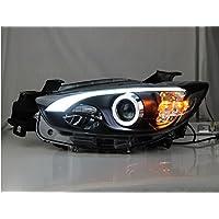 GOWE Mazda CX-5 Faros Delanteros 2011-2015 CX5 LED Faro DRL Bi Lente